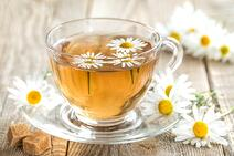 Many people use chamomile teaa asan aid to reduce gas and bloating.