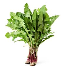 Dandelion Greens are good for gas and bloating.