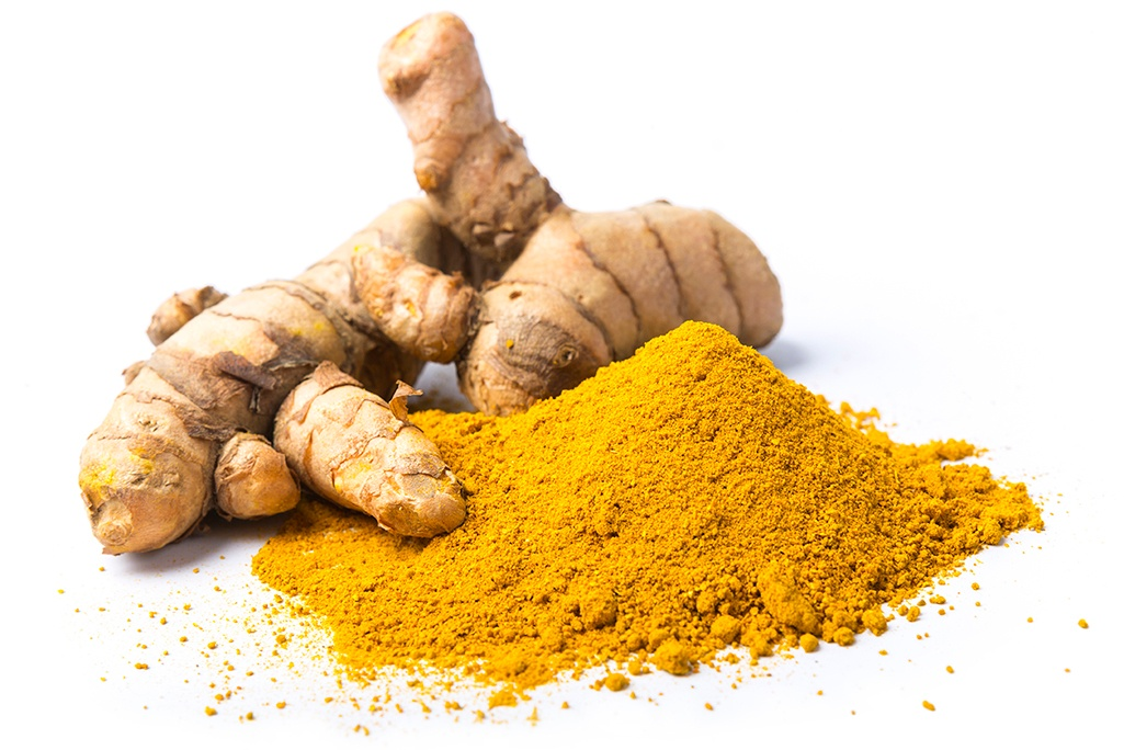 Tumeric is one of many spices that aid in digestion, gas and bloating.