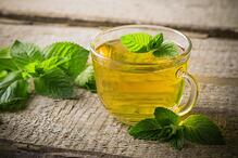 Peppermint tea is a great aid in digestion